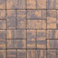 200x100x50mm THICK RECTANGULAR PAVING, BRACKEN